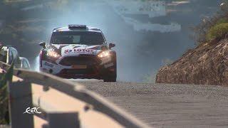 Rally Islas Canarias 2017 -  Qualifying Highlights