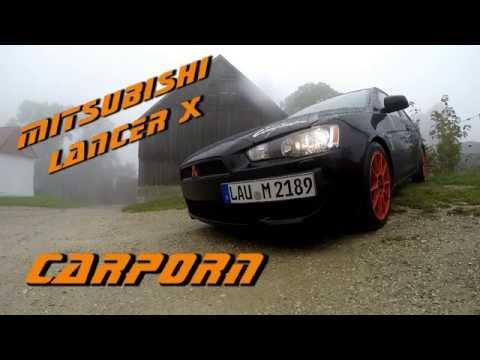Mitsubishi Lancer X Car Porn