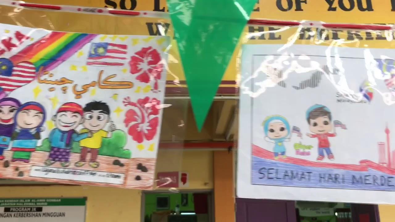Download Cepat Himpunan Contoh Poster Mewarna Merdeka Yang