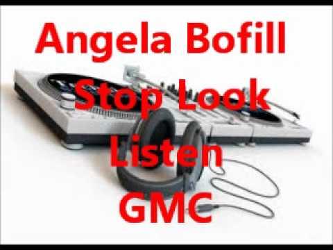 Angela Bofill   Stop Look Listen