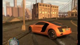 GTA 4 super cars Прохождение - Часть # 31