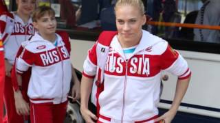 Russian Gymnastics Team London 2012