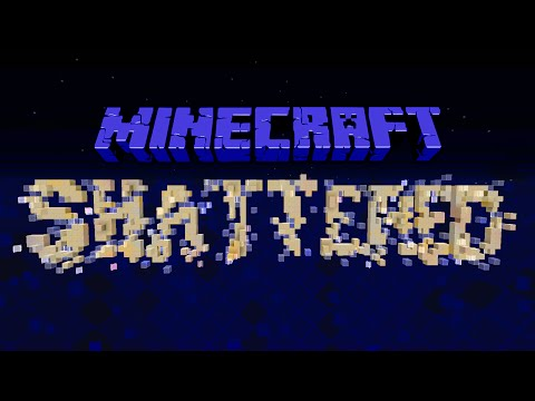 Minecraft: Shattered PvP Map
