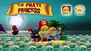 The Pirate Princess ~ 3D Interactive Pop-up Book, out now on Google Play