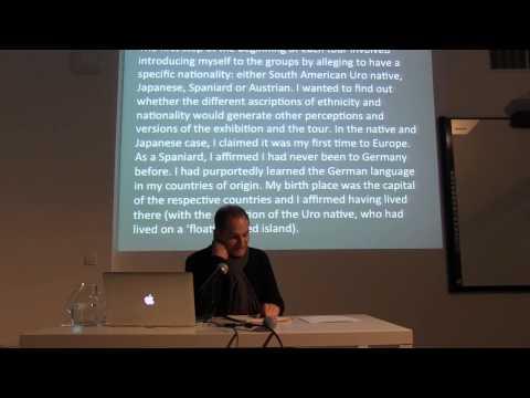 Fouad Asfour: Unlearning Art Writing