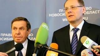 Владимир Городецкий: из мэров в вице-губернаторы