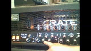 Crate Blue Voodoo (BV) 150h channel 3 playthrough