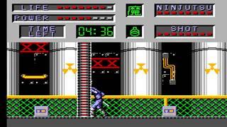 Play it Through - Cyber Shinobi