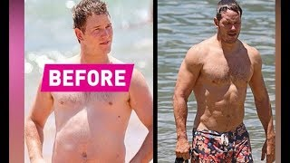 15 Celebrities - Before and After Weight Loss!  Chris Pratt, Mariah Carey, Seth Rogan