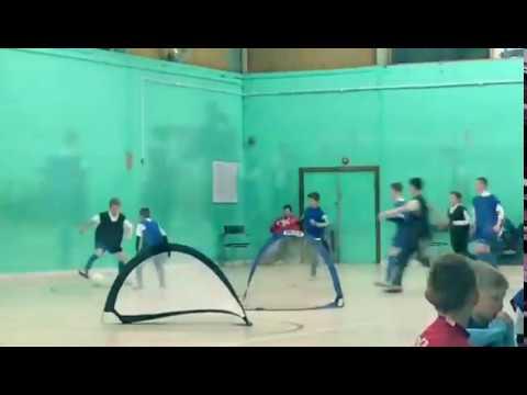 Premier Pro Football Academy - Futsal session