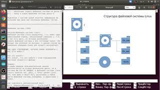 Linux урок 9. Файловая система LINUX и ее отличия от WINDOWS