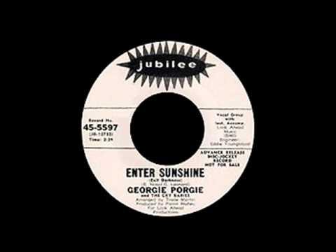 Georgie Porgie And The Cry Babies - Enter Sunshine (Exit Darkness)
