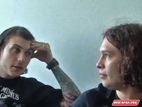 Frank Iero and Ray Toro Interview 2007