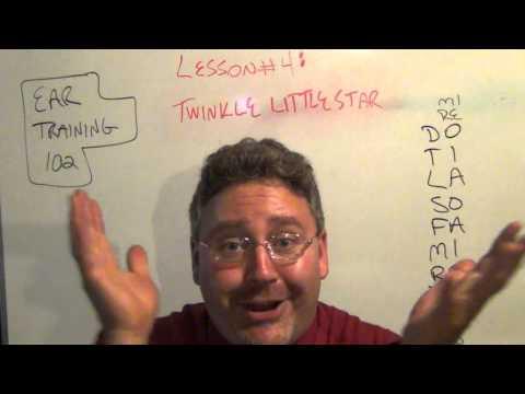 Music Lesson: ET 1025 Twinkle Little Star