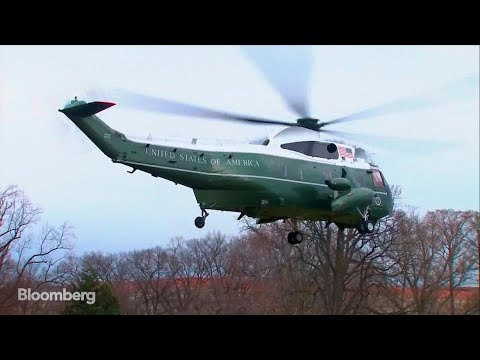 Lockheed CEO Says Marine One Program is 'On Schedule, On Cost'