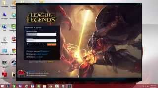 Error Inicio de sesión league of legends falla de conexion con el servidor PVP.net SOLUCIONADO 2015