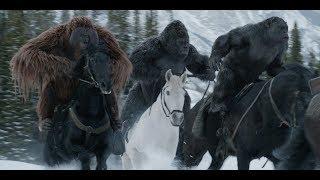 Планета обезьян: Война / War of the Planet of the Apes (2017) Официальный трейлер 4 HD