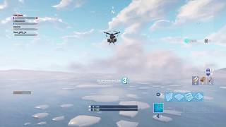 Fortnite SEASON 7 IN TO THE ICE STORM