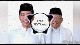 Bremer Do'milano - Jokowi & Ma'ruf Amin coblos no. 1 |#Breaks