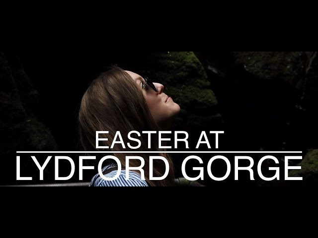 Easter at LYDFORD GORGE