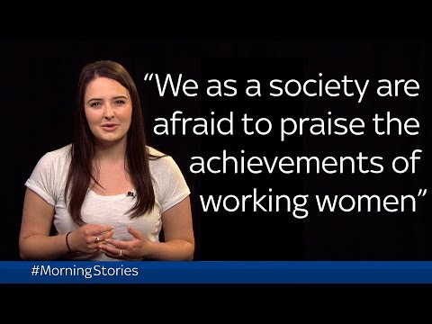 Morning Stories   Kate On Women In The Workplace