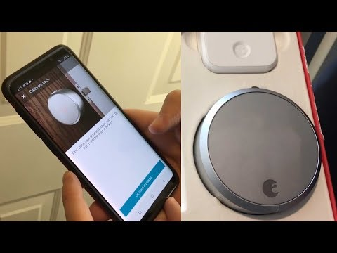 August Smart Lock Pro + Connect blogger review