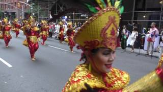 Philippine Independence Day Parade~2017~NYC~Cebu Dance Group~NYCParadelife