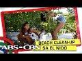 Sports U: Beach Clean-up Sa El Nido