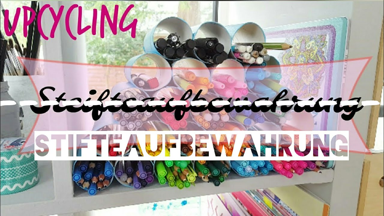 Diy Upcycling Aufbewahrung Stifte Desk Makeover Back To
