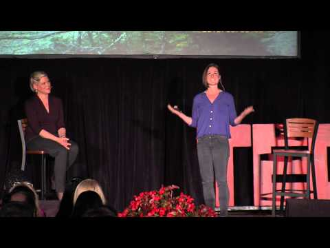 Climb with daring, fall with purpose: Jessica & Pat Mastors at TEDxMosesBrownSchool