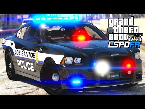 GTA 5 - LSPDFR Ep366 - Attack on a Police Station!!