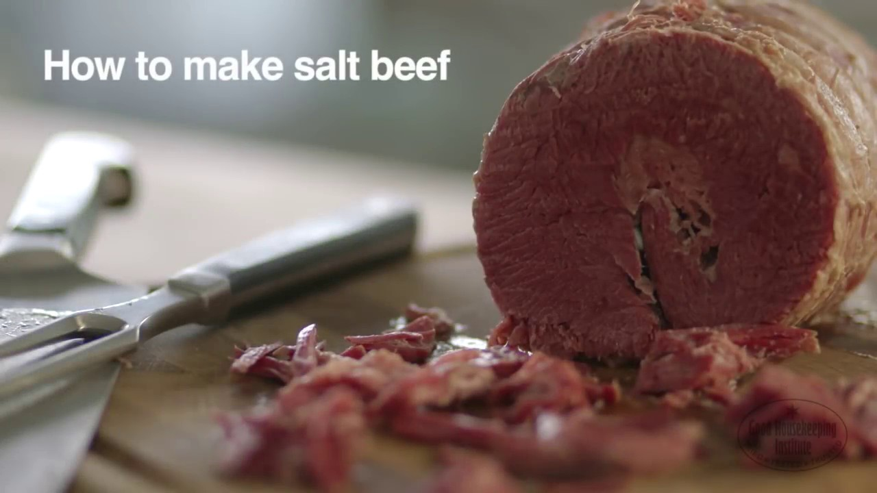 Beef Stock Kaufen Salt Beef Recipe Good Housekeeping Uk