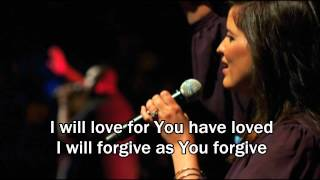 Love Knows No End - Hillsong Live (Lyrics) 2012 DVD Album Cornerstone (Worship Song to Jesus)
