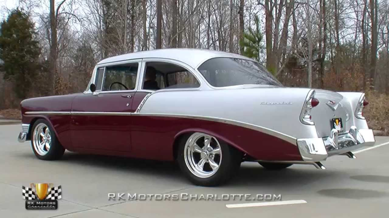 135890 / 1956 Chevrolet Bel Air - YouTube