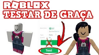 HOW TO TEST THE CLOTHES ON ROBLOX BEFORE YOU BUY