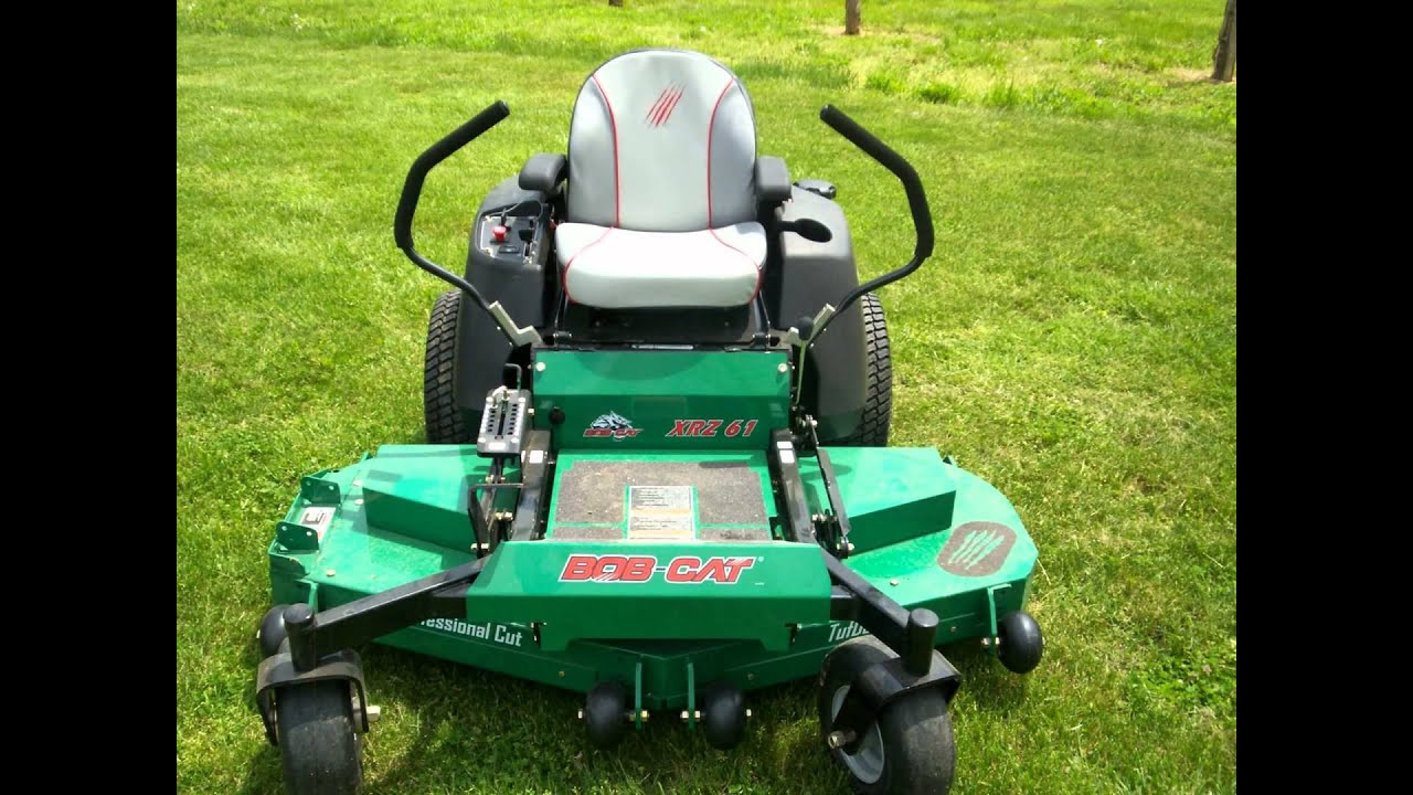 medium resolution of bobcat ferris zero turn mower