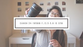 Canon 24-105mm f./3.5-5.6 IS STM Review