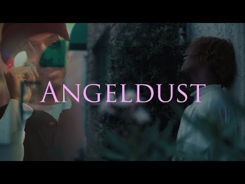 pink cig x emo fruits - angeldust