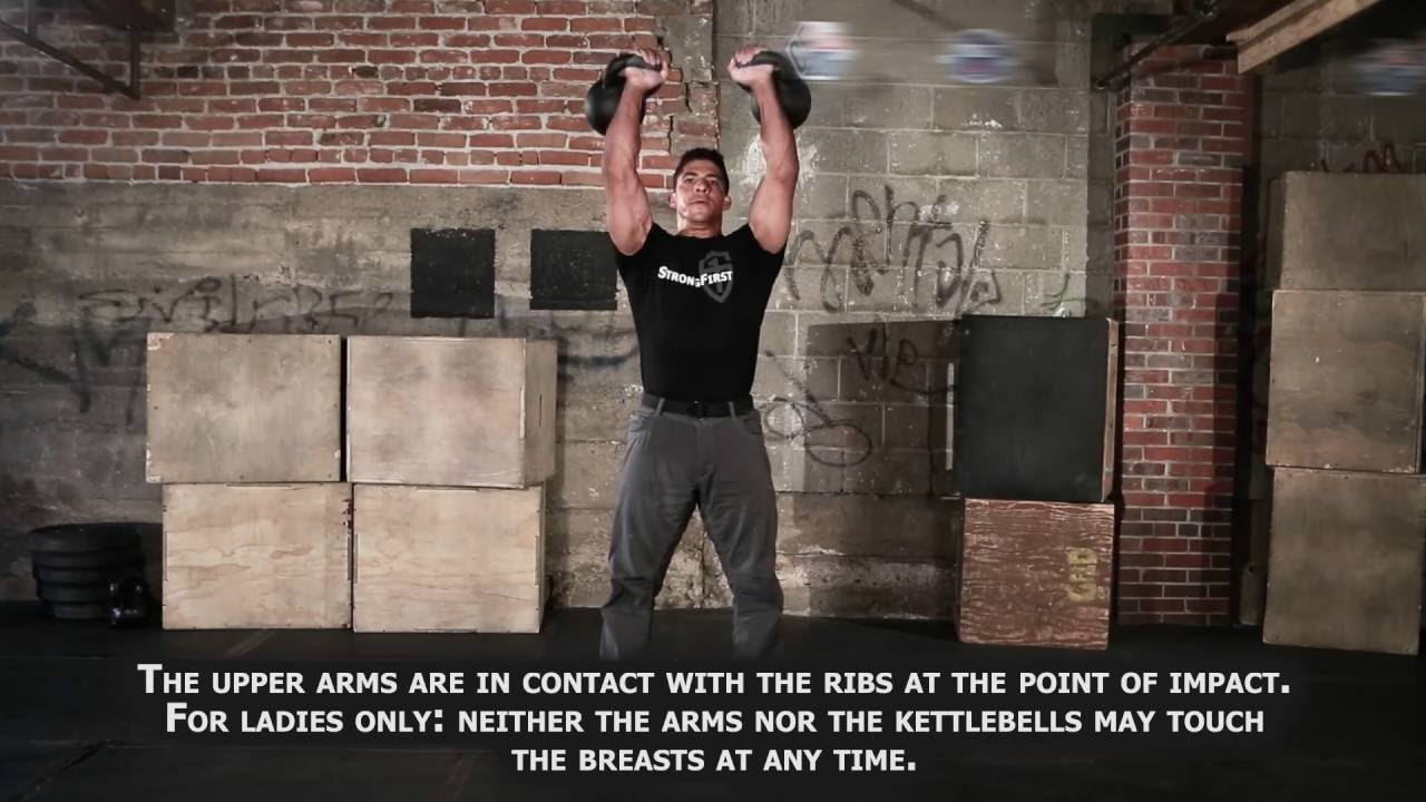 Download StrongFirst: SFG Level II Kettlebell Technique Testing Standards