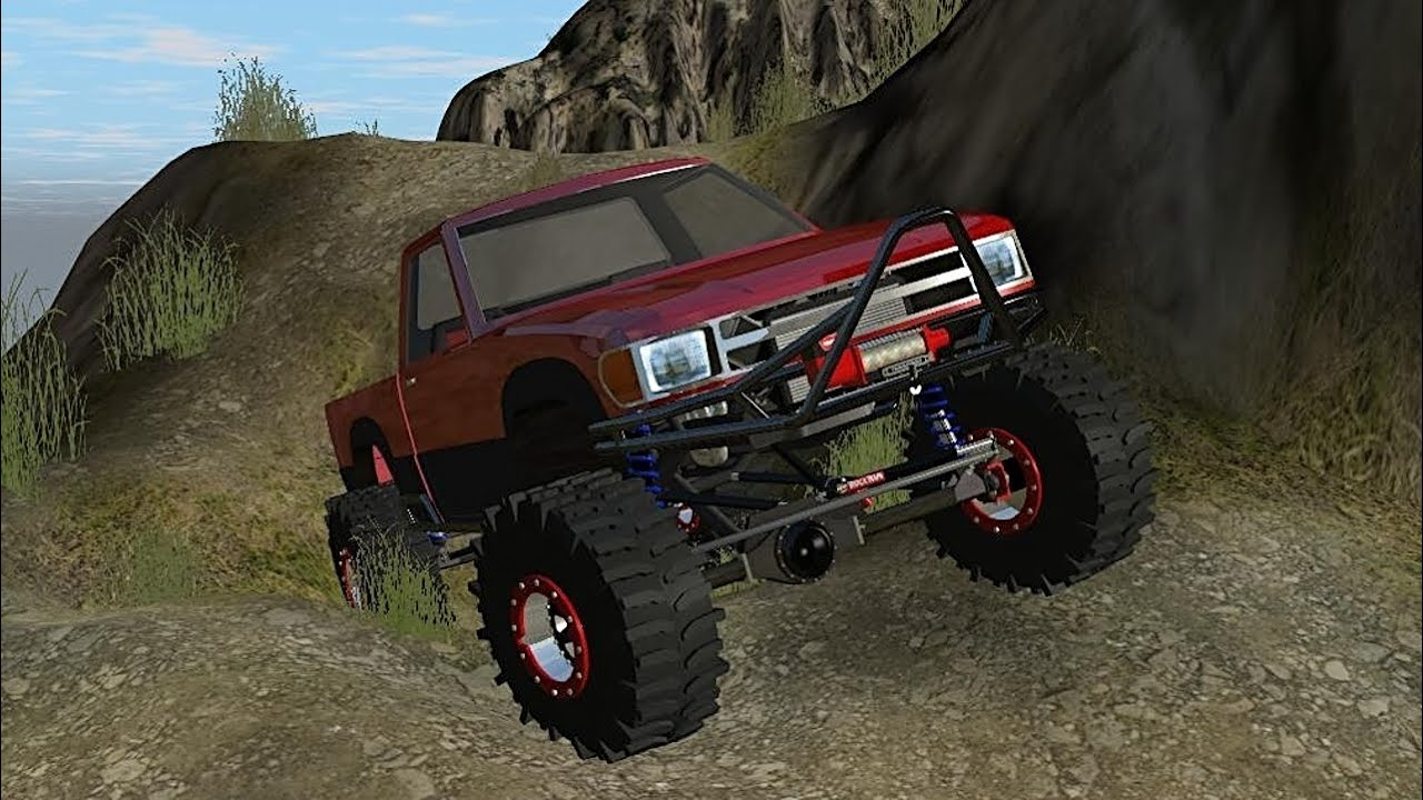 Extreme Off Road Cars Game
