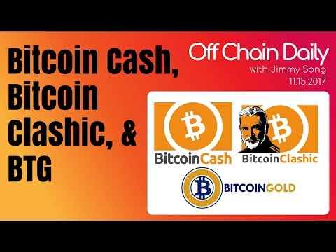 Bitcoin Cash, 2x, Mining and Twitter - Off Chain Daily 2017.11.15