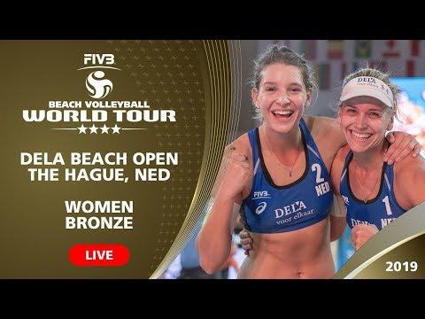 The Hague 4-Star 2019 - Women BRONZE - Beach Volleyball World Tour
