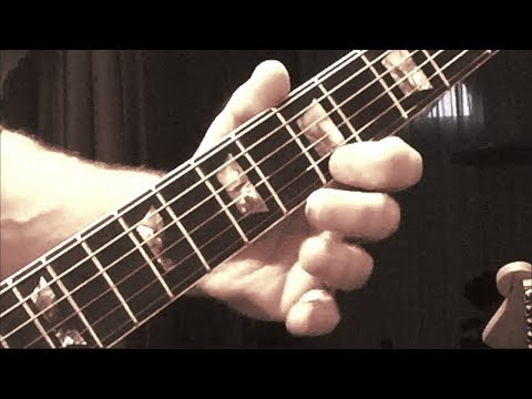 Eric Clapton style (1968) Guitar Lesson - 2 blues Licks - Walter Apa