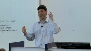 An ICERM Public Lecture: Crowd Computing: Scientific discoveries by protein-folding game players