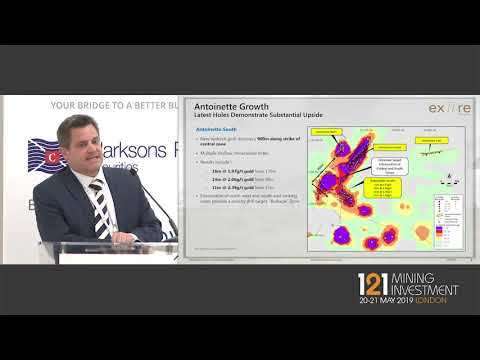 Presentation: Exore Resources - 121 Mining Investment London 2019 Spring