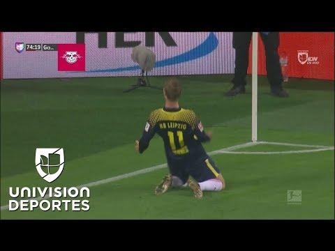 Timo Werner aprovechó una gran escapada para marcar el 0-2 final