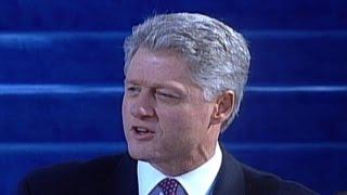 Bill Clinton inaugural address: Jan. 20, 1997