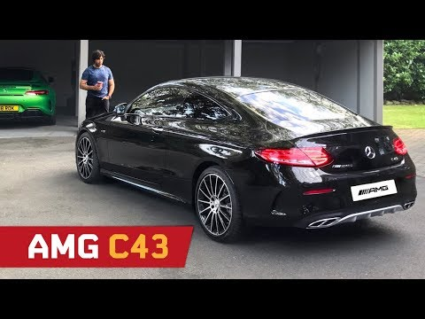 NEW AMG C43 4Matic Coupé! - Mr.AMG on the 43 AMG series