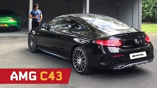 Mercedes-Benz C43 AMG 4Matic Coupe 2017 Videos