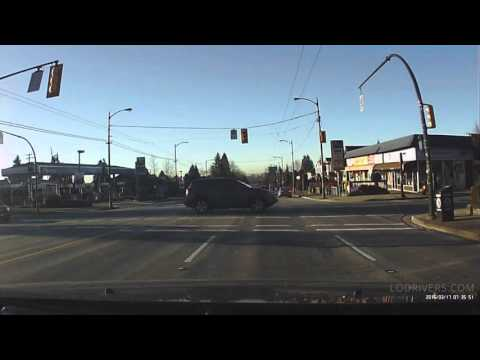 It is Dangerous to Drive on Oak Street in Vancouver BC